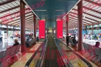 sewa media Neon Box Neon Box Central Corridor Terminal 2F Departure KOTA TANGERANG Airport