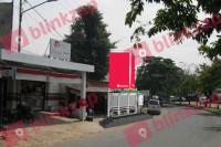 sewa media Billboard BDLSAHL09 KOTA BANDAR LAMPUNG Street