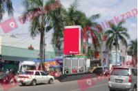 sewa media Billboard BDLRDHL02 KOTA BANDAR LAMPUNG Street