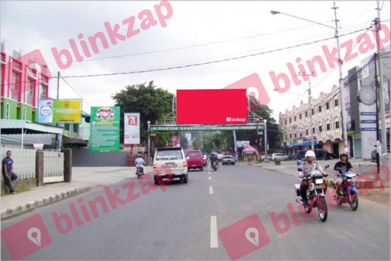 Sewa Billboard - Billboard BDLDPBB13 - Kota Bandar Lampung - kota bandar lampung