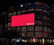 sewa media Videotron / LED LED Myeongdong Young Plaza, Seoul, South Korea KOTA JAKARTA PUSAT Street