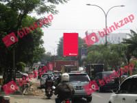 sewa media Billboard Billboard CS64-VL026B, Jalan Jend. Basuki Rachmat Kota Palembang KOTA PALEMBANG Street