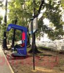 sewa media Videotron / LED LED Taman Lansia KOTA BANDUNG Street