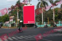 sewa media Billboard Baliho LPGWMBP01, Jalan WR Monginsidi - Kota Bandar Lampung KOTA BANDAR LAMPUNG Street