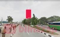 Billboard Jl. Cut Mutia Taman Terminal B