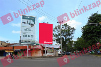 sewa media Billboard Baliho LPGKJBP01, Jalan Kimaja - Kota Bandar Lampung KOTA BANDAR LAMPUNG Street