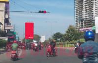 sewa media Billboard Billboard Perempatan Rawa Panjang KOTA BEKASI Street