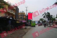 sewa media Billboard BDLZAHL08 KOTA BANDAR LAMPUNG Street