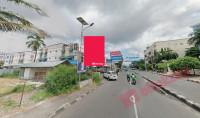 sewa media Billboard Billboard Jl. Piere Tendean - Boulevard (Belakang Pengadilan) KOTA MANADO Street