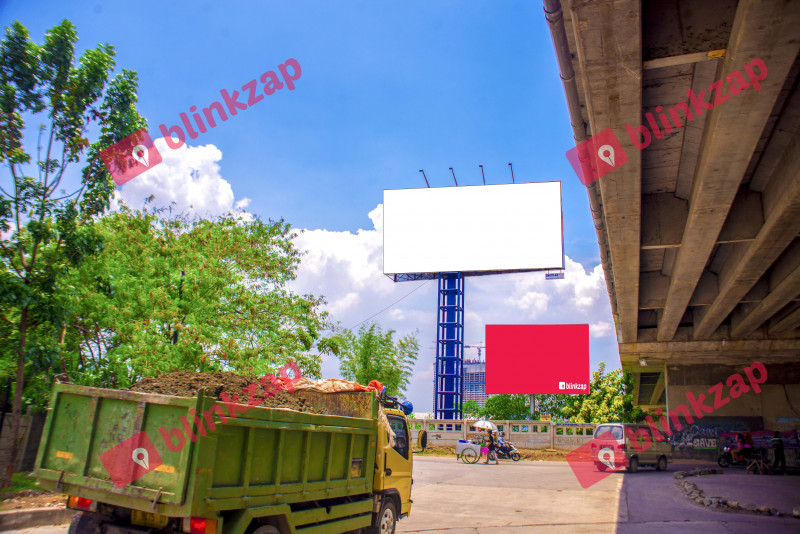 Sewa Billboard - Billboard Jl.Raya Kali Malang - Fly Over Jababeka - kabupaten bekasi