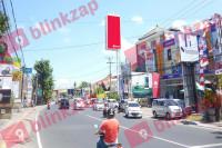sewa media Billboard Billboard Teuku Umar Denpasar (Bali Jaya) KOTA DENPASAR Street