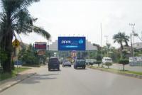 sewa media Billboard PLBROBB04 KOTA PALEMBANG Street
