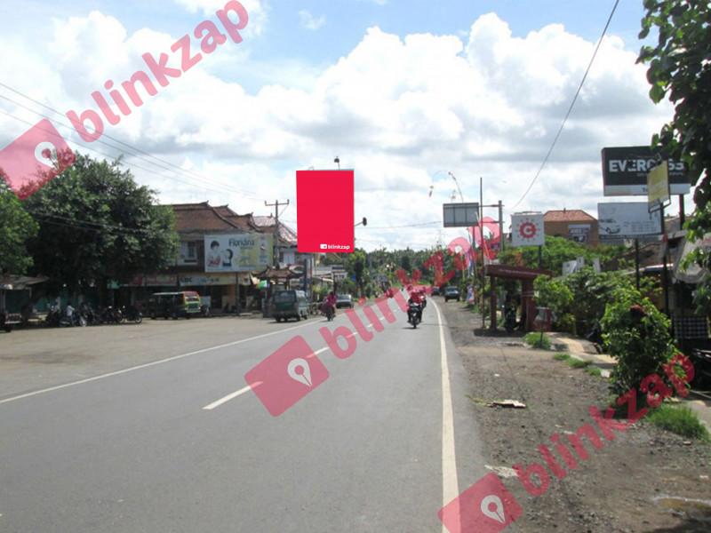 Sewa Billboard - Billboard Jl.Raya Pasar Melaya B - kabupaten jembrana
