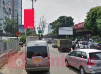 sewa media Billboard Billboard Perempatan Fatmawati  KOTA JAKARTA SELATAN Street