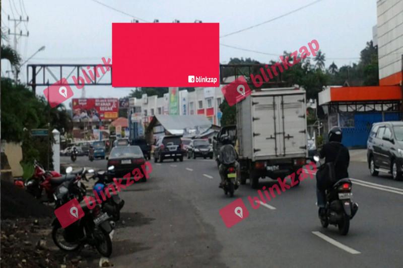 Sewa Billboard - Billboard  Paal 2 manado (A) - kota manado