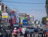 sewa media Billboard BDLRDHL03 KOTA BANDAR LAMPUNG Street