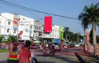 sewa media Billboard Billboard Jalan Merdeka - Lhokseumawe KOTA LHOKSEUMAWE Street