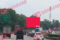 sewa media Billboard Billboard Tol Jagorawi KM 22.800 KABUPATEN BOGOR Street