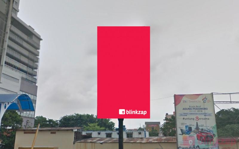Sewa Billboard - Thamrin City Baliho - kota jakarta pusat