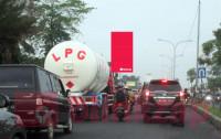 sewa media Billboard Billboard JL.Raya Pekan A KOTA PEKANBARU Street