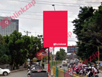 sewa media Billboard Semi Bil Guru Patimpus (B) KOTA MEDAN Street