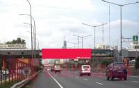 sewa media Billboard Billboard JPO Tol Jakarta - Tangerang Km 06 + 000 B, Kota Jakarta Barat KOTA JAKARTA BARAT Street