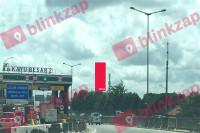 sewa media Billboard Billboard SPBU Kamal KOTA JAKARTA BARAT Street
