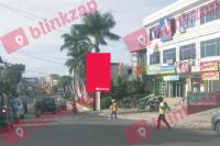 sewa media Billboard Baliho BDLWMBL02, Jalan WR. Mongonsidi - Kota Bandar Lampung KOTA BANDAR LAMPUNG Street