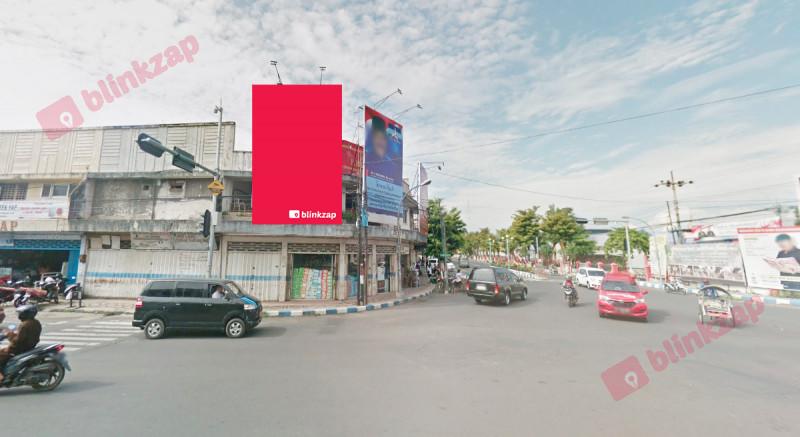 Sewa Billboard - Billboard JL.Panglima Sudirman - Pasuruan - kota pasuruan