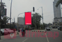 sewa media Billboard Billboard MGM_57, Jalan S. Parman Siimpang Jalan Hasanuddin - Kota Medan KOTA MEDAN Street