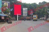 sewa media Billboard Baliho PLBMRGBL01, Jalan Kimarogan - Kota Palembang KOTA PALEMBANG Street
