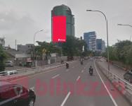 sewa media Billboard Billboard SBV_SIMATUPANG_02 KOTA JAKARTA SELATAN Street