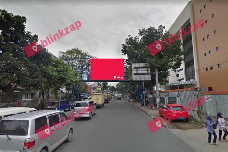 Sewa Billboard - Billboard 4m x 8m Jl. Pasirkaliki - kota bandung