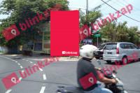 sewa media Billboard Billboard 4x6 Raya Merdeka KOTA DENPASAR Street