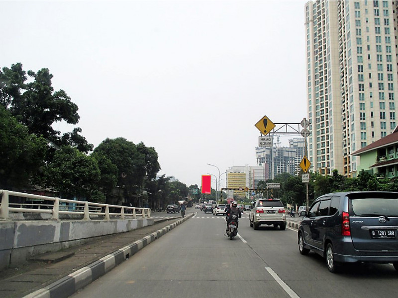 Sewa Billboard - BB-JKT-011- Jl. Teuku Nyak Arif - kota jakarta selatan