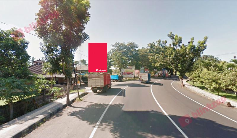 Sewa Billboard - Baliho Lapangan Pergung Raya B - Negara  - kabupaten jembrana