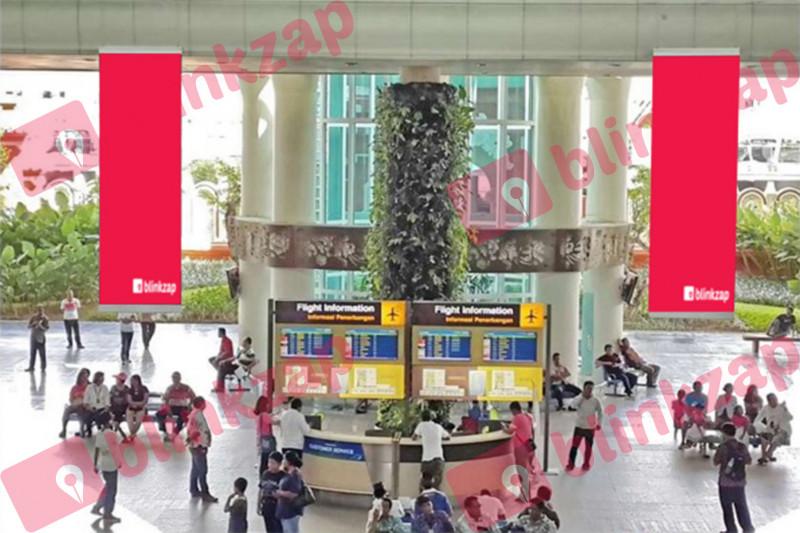 Sewa Wall Branding - INAGF/046 - kabupaten badung