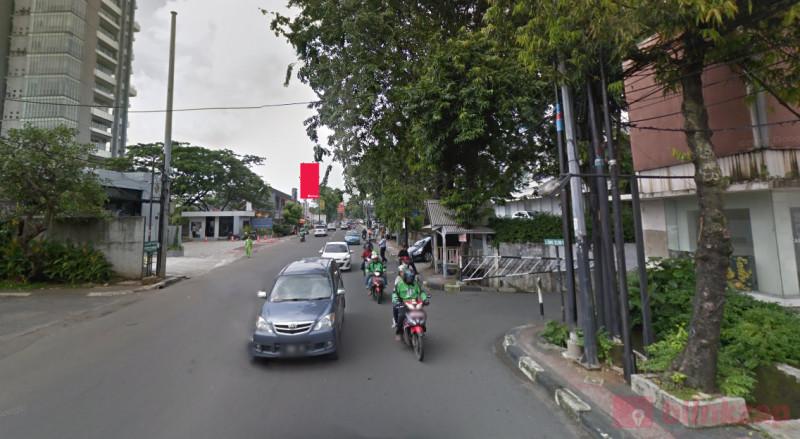 Sewa Billboard - Billboard 057A_KemangMadrasah_DariKemang - kota jakarta selatan