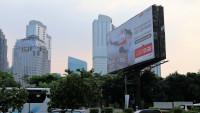sewa media Billboard JS-96 MIB KOTA JAKARTA SELATAN Street