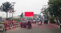 sewa media Billboard Billboard BW033 H - SM Raja simpang Limun KOTA MEDAN Street