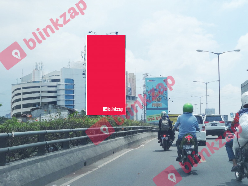 Sewa Billboard - PLATBOARD - Roxi  - kota jakarta pusat