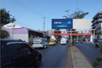 sewa media Billboard BDLZABB25 KOTA BANDAR LAMPUNG Street