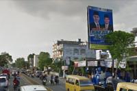 sewa media Billboard JMB34 KOTA JAMBI Street