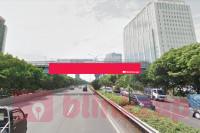 sewa media Billboard Billboard JPO JORR KM.26+500 A, Kota Jakarta Selatan KOTA JAKARTA SELATAN Street