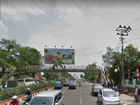 sewa media Billboard PLMG -030 KOTA PALEMBANG Street