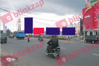 sewa media Billboard Billboard BDLDABB03 - Kota Bandar Lampung KOTA BANDAR LAMPUNG Street