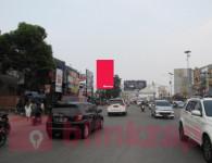 sewa media Billboard Billboard Jl.Raya Jak Depan Depan Terminal Pakupatan Serang A KOTA SERANG Street