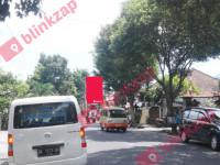 sewa media Billboard Baliho 4x6 _2 Sisi Jl.Gajah Mada Singaraja (B) KABUPATEN BULELENG Street