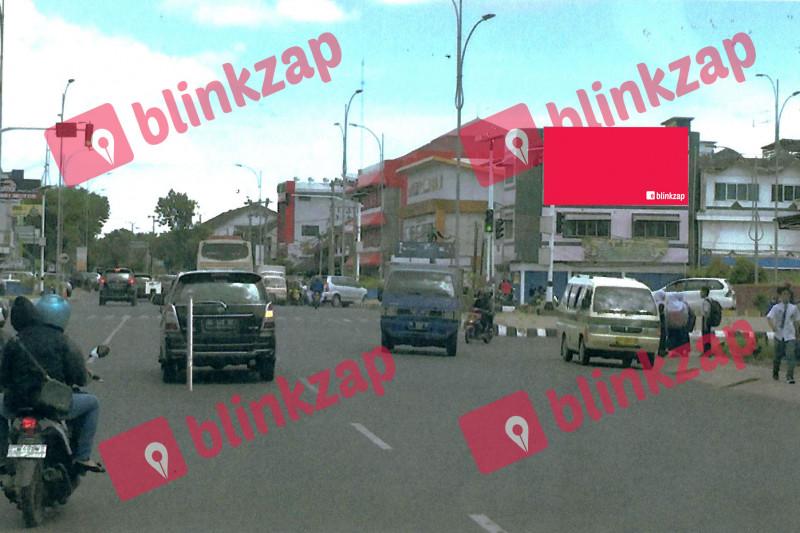 Sewa Billboard - Billboard R.SUKAMTO SIMPANG PATAL Kota Palembang - kota palembang