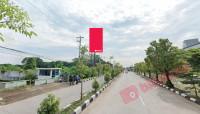 sewa media Billboard Billboard Jl. Madukoro ( Exit Bandara ) Timur Sun Motor  KOTA SEMARANG Street